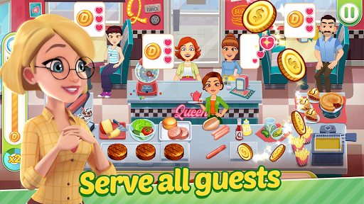 Delicious World – Cooking Restaurant Game v1.22.3 screenshots 3