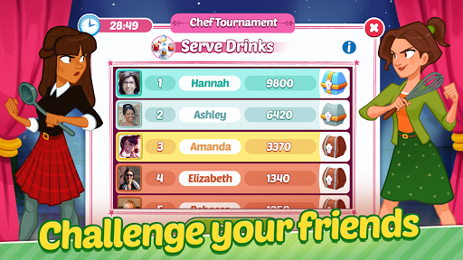 Delicious World – Cooking Restaurant Game v1.22.3 screenshots 5