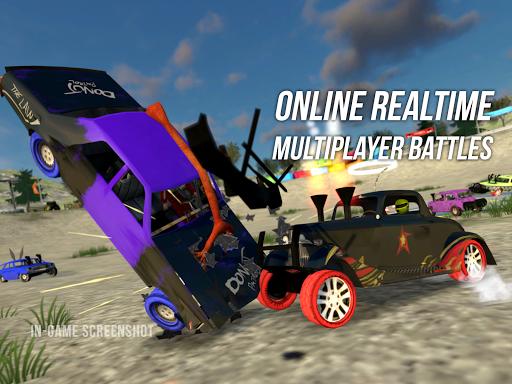 Demolition Derby Multiplayer v1.3.6 screenshots 11