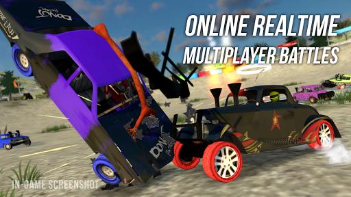 Demolition Derby Multiplayer v1.3.6 screenshots 5