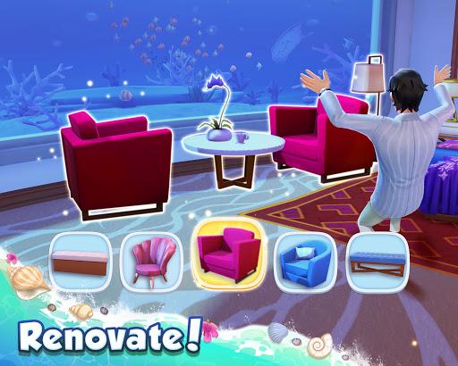 Design Island 3D Home Makeover v3.28.0 screenshots 12
