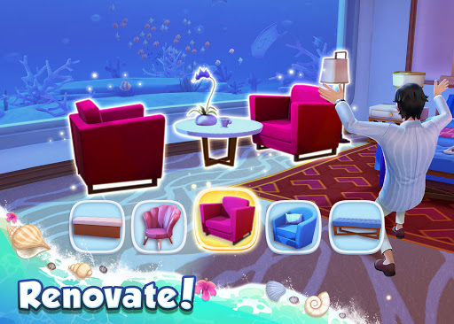 Design Island 3D Home Makeover v3.28.0 screenshots 20