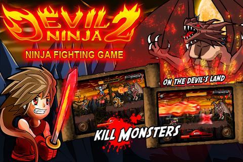 Devil Ninja 2 v2.9.4 screenshots 5