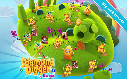 Diamond Digger Saga v2.109.0 screenshots 11
