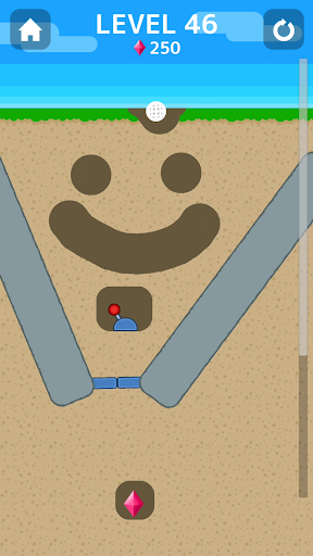 Dig it your way – Ballz Cave v1.4.10 screenshots 2
