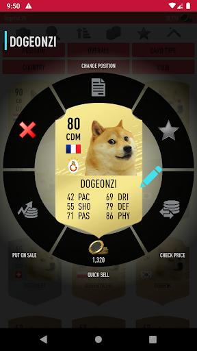 Dogefut 20 v4.05 screenshots 2