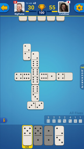 Dominos Party – Classic Domino Board Game v5.0.2 screenshots 5