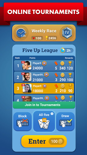Dominos Party – Classic Domino Board Game v5.0.2 screenshots 9