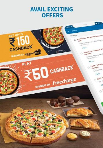 Dominos Pizza – Online Food Delivery App v9.2.24 screenshots 10