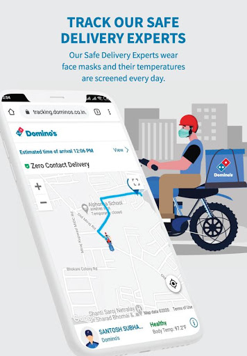 Dominos Pizza – Online Food Delivery App v9.2.24 screenshots 15