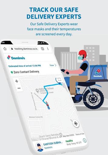 Dominos Pizza – Online Food Delivery App v9.2.24 screenshots 7