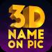 Download 3D Name on Pics – 3D Text 9.16.1 APK