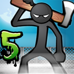 Download Anger of stick 5 : zombie 1.1.51 APK