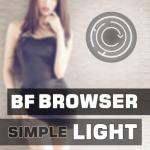 Download BF Browser Light Simple  APK