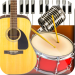 Download Band Live Rock – Drum, Piano, Bass, Guitar, voice 4.0.7 APK