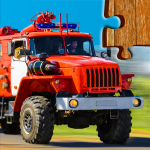 Download Cars, Trucks, & Trains Jigsaw Puzzles Game 🏎️ 28.0 APK