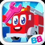 Download Cars for kids – Car sounds – Car builder & factory 1.4.2 APK