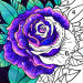Download Coloring Book – Color by Number & Paint by Number 2.0 APK