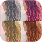 Download Hair color changer – Try different hair colors 1.10 APK