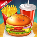 Download Happy Kids Meal Maker – Burger Cooking Game 1.3.2 APK