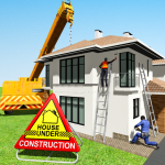 Download House Construction Builder Game 1.8 APK