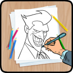 Download How To Draw Cartoon And Comics 5.0 APK