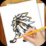 Download Learn to Draw Pokemon Sun Moon 2.3 APK