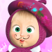 Download Masha and the Bear: Free Coloring Pages for Kids 1.7.7 APK