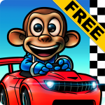 Download Monkey Racing Free 1.0 APK