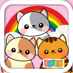 Download My Cat Town😸 – Free Pet Games for Girls & Boys 1.3 APK