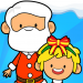 Download My Pretend Christmas – Santa Friends Holiday Party 2.1 APK