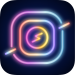 Download NEON GIF+TEXT Video Effects 2.0.2 APK