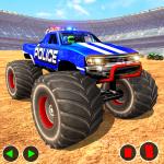 Download Police Demolition Derby Monster Truck Crash Games 3.3 APK