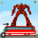 Download Police Robot Bus Transformation Car Game 1.0.10 APK
