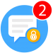 Download Privacy Messenger – Private SMS messages, Call app 6.9.6 APK