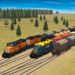 Download Train and rail yard simulator 1.1.9 APK