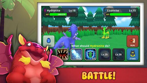 Drakomon – Battle amp Catch Dragon Monster RPG Game v1.4 screenshots 2