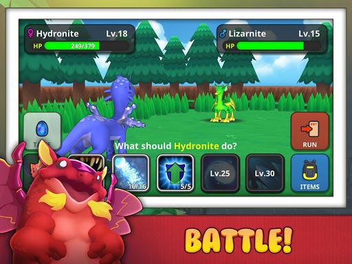 Drakomon – Battle amp Catch Dragon Monster RPG Game v1.4 screenshots 5