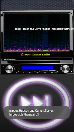 Dream dance radio v1.0.11 screenshots 2