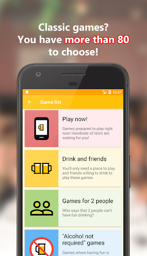 Drink amp Smiles Drinking games v4.0.23 screenshots 1