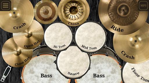 Drum kit Drums free v2.09 screenshots 1