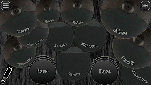 Drum kit Drums free v2.09 screenshots 12