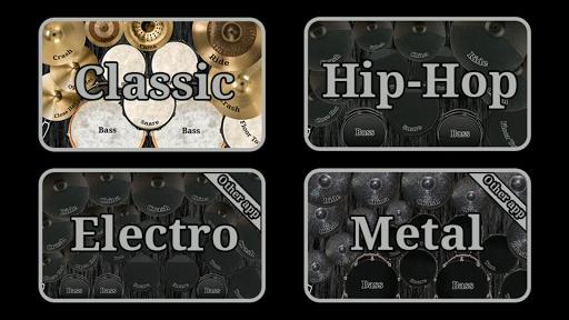 Drum kit Drums free v2.09 screenshots 5