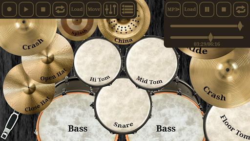Drum kit Drums free v2.09 screenshots 8