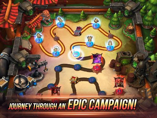 Dungeon Hunter Champions Epic Online Action RPG v1.8.36 screenshots 11