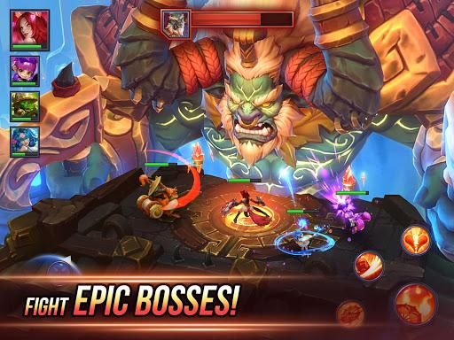 Dungeon Hunter Champions Epic Online Action RPG v1.8.36 screenshots 16