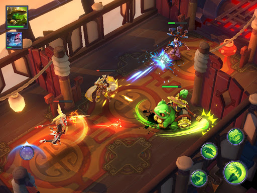 Dungeon Hunter Champions Epic Online Action RPG v1.8.36 screenshots 18