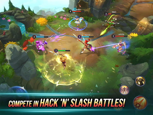 Dungeon Hunter Champions Epic Online Action RPG v1.8.36 screenshots 7