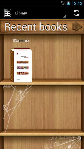 EBookDroid – PDF amp DJVU Reader v2.7.3.1 screenshots 1