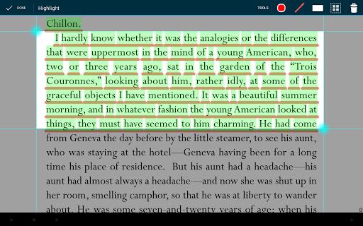EBookDroid – PDF amp DJVU Reader v2.7.3.1 screenshots 10